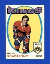 New listing 1971-72 Topps Set Break #108 Ralph Backstrom NR-MINT *GMCARDS*