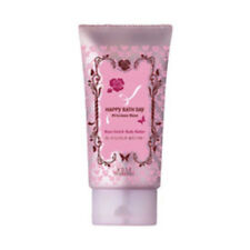JPN KOSE Happy Bath Day Precious Rose Enriched body butter 150g Tracking!