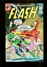 Flash 276 (9.0) Jla App Wonder Woman Batman Dc (b049)