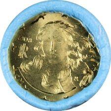 Ek // Rouleau 10 Cent Italie 2008 : 40 Pièces