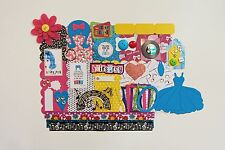Hairspray the Musical Play Theater Chipboard Mini Book Album Kit (Scrapbook)