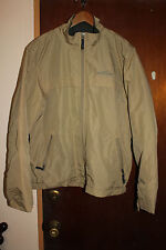 Eddie Bauer Men's Brown Jacket Insulated Nylon Polyester Size Large