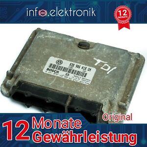 Motorsteuergerät   038906018GN 0281010182  VW Skoda  1.9 TDI Octavia BOSCH