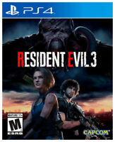 Resident Evil 3 ( playstation 4 / ps4 )