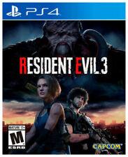 Resident Evil 3 Remake PS4 + BONUS