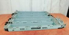 USA TRAINS / NORFOLK SOUTHERN INTERMODAL 5-UNIT ARTICULATED SET (No Containers)