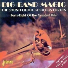 BIG BAND MAGIC - THE PIED RIPERS, TED WEEMS, JIMMIE LUNCEFORD -  2-CD 2 CD NEU