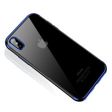 Fashionable Hybrid Shockproof Plating Case Cover for Apple iPhone X 10 8 7 6 5SE