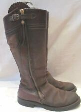Unbranded 100% Leather Mid-Calf Boots for Women