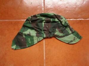 Portuguese Army Lizard Camo M64 Hat Africa War Original