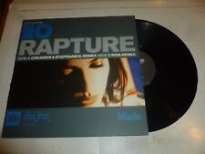 "IIO - Rapture - 2001 UK 2-track 12"" vinyl single"