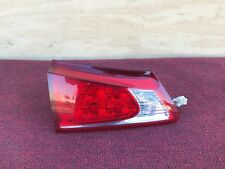 LEXUS 09-13 IS250 IS350 DRIVER LEFT SIDE TRUNK TAILLIGHT INNER TAIL LAMP 72K OEM