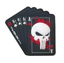 Patch Squad Men's Tactical Ace Of Spade Dead Man's Hand Combat Morale Patch (Bla