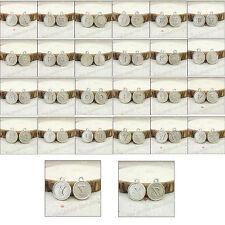 26pcs/set A-Z 15x12MM antique Silver alphabet letter charms tiny pendants DIY