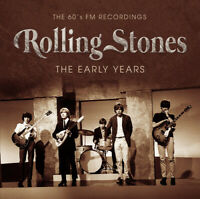 The Rolling Stones : The Early Years: The 60s FM Recordings CD 2 discs (2019)