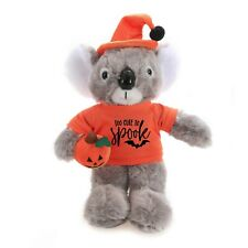 "Halloween Floppy Koala 12"" Too cute to Spook Plush Stuffed Animal"