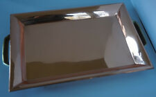 Pottery Barn Copper Serving Tray