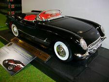 CHEVROLET CORVETTE Cabriolet 1954 nr 1/18 MIRA 6281 voiture miniature collection