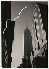 24x17cm Vintage Foto 1981 New York NYC Empire State Building Hochhaus USA photo