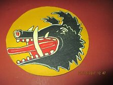 WWII LUFTWAFFE FIGHTER JG 300 WILD BOARS  FLIGHT JACKET PATCH