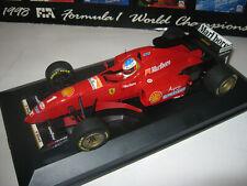 1:18 Ferrari F310 M. Schumacher 1996 rebuilt Full tabacco in showcase TOP