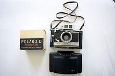 Polaroid Land Camera 180 / Polaroid Flash Gun #280 Made in Japan