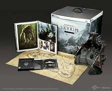 Elder Scrolls V: Skyrim Collector's Limited Edition PC DVD ROM Game NEW & BOXED +