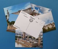Brand New Glossy Postcards Various Pack Sizes, Various Designs, Postcrossing
