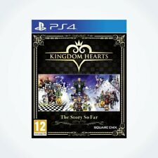 KINGDOM HEARTS : The Story So Far sur PS4 / Neuf / Sous Blister / Version FR