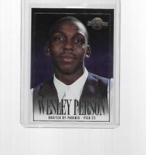 1994-1995 SKYBOX BASKETBALL DRAFT PICK WESLEY PERSON #DP23