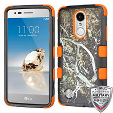 Shockproof Case Cover for LG Aristo Fortune Phoenix 3 K8 2017 Rebel 2 L58VL