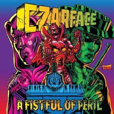 CZARFACE (INSPECTAH DECK & 7L&ESOTERIC) - A FISTFUL OF PERIL   CD NEW!