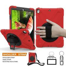 Smart Case Covers with Kickstand Handle for Mini 4 3 2 1 iPad 2 3 4 Pro 9.7 10.5