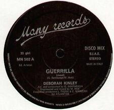 DEBORAH KINLEY - Guerilla - 1983 Many Records – MN 502