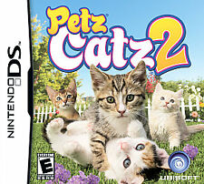 Petz Catz 2 - Nintendo DS, Very Good Nintendo DS, Nintendo DS Video Games