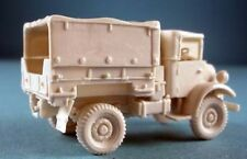 Milicast BB112 1/76 Resin WWII Brit.15cwt 4X2 (CMP No.11)(2B1 Body) 2pdr Tractor