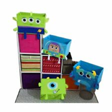 Monsters University  Colorful Folding Storage Box Toy Clothes Sundries Bin Home.