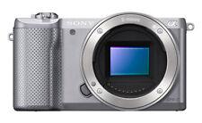 Sony Alpha 5000 silber Gehäuse Body Topzustand OVP #1303
