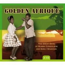 Golden Afrique Vol. 2 Various Artists Audio CD