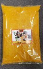 Maya Turmeric Powder 5 lbs bulk bag fresh stock ( in french: Safran des Indes )