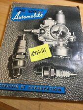 Ford Falcon Comet transmission Smith Cotal Revue Technique Automobile RTA 1961