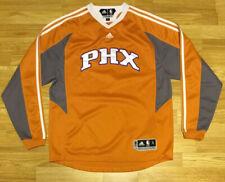 Adidas Phoenix Suns Orange Shooting Shirt Clima365 Size Small
