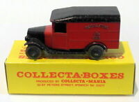 Vintage Dinky 34B - Postal Van Royal Mail Pre War - Red 2nd Listing