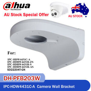 Dahua DH-PFB203W Waterproof Wall Mount Bracket for Security IP Dome Camera AU