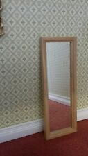 Dolls House Emporium 1:12th Scale Lightwood Dressing Mirror (4918)  New