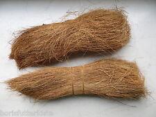 Nistmaterial Kokosfaser 2 Bunde braun ca. 500g Cocosfaser Nestmaterial Vogel