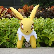 "Pokemon Center Go Plush Toy Jolteon Cute Nintendo Game Stuffed Animal Doll 7"""