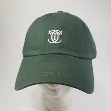 The Country Club Brookline MA Imperial Cap Hat Green Baseball Golf Adjustable