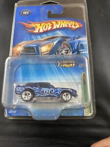 2005 Hot Wheels Treasure Hunt #127. Mustang Mach 1