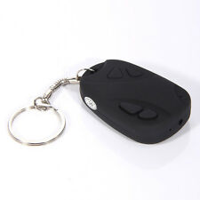 Mini Car Key Chain Spy Hidden Camera Covert Video Pinhole Security Cam Camcorder